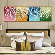 XIANGPEIFBH Moderne Malerei Druck auf Leinwand