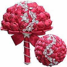 xiangqian-sph Brautstrauß Brautstrauß mit
