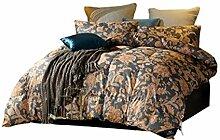 Xianw Luxus Gänsedaunen Bettdecke Steppdecke,