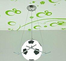 Xiao Fan ▶ Cartoon Fußball Pendelleuchten