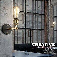 Xiao Fan ▶ * Vintage Industrial Wall Wall Light