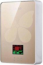 XIAO J Instant Tankless Warmwasserbereiter 6000