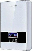 XIAO J Sofortiger elektrischer Warmwasserbereiter
