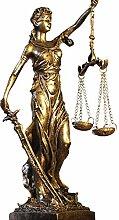 xiaobobo Retro Gerechtigkeitsgöttin Figur
