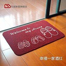 Xiaogege ProdukteRutschfeste Fußmatte Fußmatte