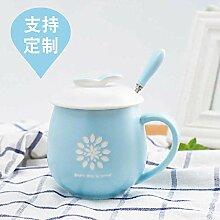 xiaojiangqi Kreative Keramik Tasse Süß