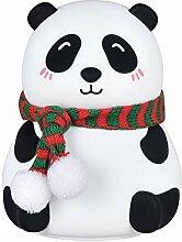 Xiaojie Nachtlicht, LED, Touch-Sensor, Panda-Lampe