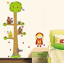 XIAOJIE0104 Cartoon Tiere Apfelbaum Höhe