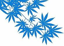 XIAOJIE0104 Unkraut Baum Blatt Ahorn Hanf Blätter