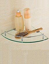 XIAOLIN-- Dreieck Einzelregal Badezimmer Regale