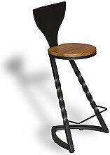 XIAOLIN- Stuhl Barhocker Barhocker Barhocker Freizeit Kaffee Trinken Hochstuhl