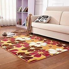 XIAOLIN Teppiche Matten Coral Haushalt Wohnzimmer