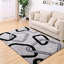XIAOLIN Teppiche Matten Dickere elastische