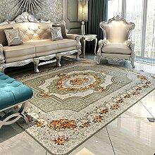 XIAOLIN Teppiche Matten Einfache moderne Polyester