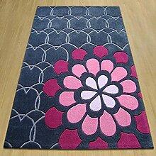 XIAOLIN Teppiche Matten Handgemachte Acryl