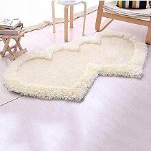 XIAOLIN Teppiche Matten Mode Geschnitzte dicken