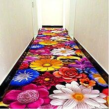 XIAOLIN Teppiche Matten Rug 3D rechteckige Teppich