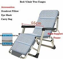 XIAOMEI Faltstuhl Stuhl,mit Fußstütze Cool