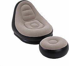 XIAOMEI Strömten Aufblasbare Liege Air Sofa,mit