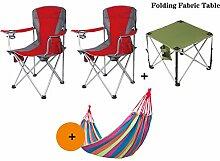 XIAOMEI Tragbarer Faltstuhl campingstuhl