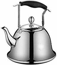 XIAONINGMENG Extra starker Edelstahl-Wasserkocher
