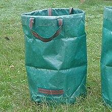 XiaoOu Gartensack für Grasblätter 60L-500L