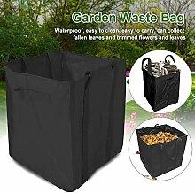XiaoOu Gartensack für Grasblätter Faltbarer