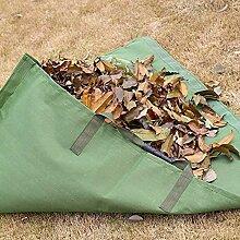XiaoOu Gartensack für Grasblätter Leinwand Stoff