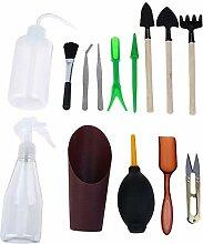 XiaoOu Pflanzen Werkzeuge 13pcs Garten