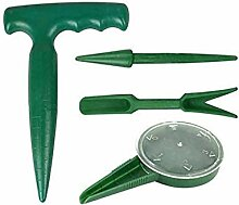 XiaoOu Pflanzen Werkzeuge 4 STK. Miniatur Garten