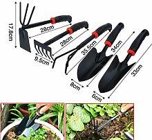 XiaoOu Pflanzen Werkzeuge 5pcs Miniatur Garten