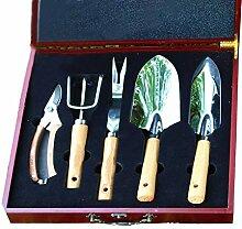 XiaoOu Pflanzen Werkzeuge 5St. Garten