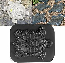 XiaoOu Steinformen Turtle Stepping Stone Mould