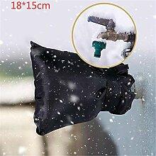 XiaoOu Wasserhahn Frostschutzabdeckung 1 Stück