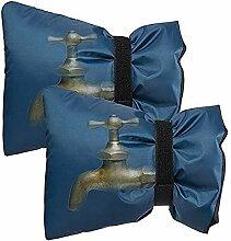 XiaoOu Wasserhahn Frostschutzhülle 2PCS