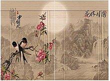 XIAOYAN Rollos Bambus-Vorhang-Rollen-HD, der