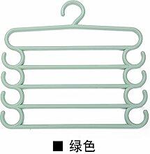 XIAOYANJIA Hosenregal Multi-Layer-Kleiderschrank