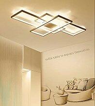 XIAOYY LED Deckenleuchte Wohnzimmer Lampen Dimmbar