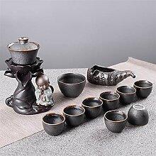 Xiequn Keramik-Tee-Set mit automatischem
