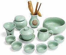 Xiequn Tee-Set für den Haushalt, Ru Kung Fu