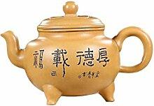 Xiequn Teekanne (Farbe: Gelb)