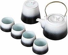 Xiequn Teekanne für Tao Kung Fu Tee Ti Liang