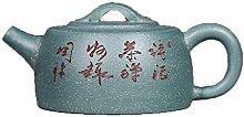 XIEQUN Teekanne, handgefertigt, Kung-Fu-Tee-Set