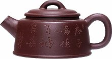 XIEQUN Teekanne mit handgefertigter Teekanne