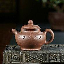 Xiequn Teekanne mit Pfirsichzweig (Größe: 400 cc)