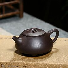 XIEQUN Teekanne mit schwarzem Loch Jinsha Ball