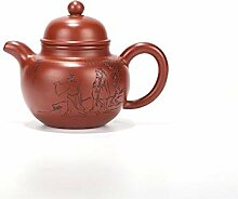 Xiequn Teekanne / Teekanne, groß, Ro