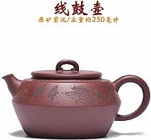 Xiequn Teekanne / Teekanne, handgefertigt, Viole