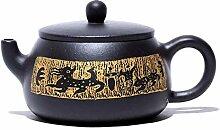 XIEQUN Teekanne / Teekanne / Teekanne mit großem