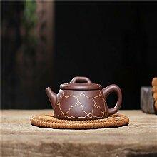 Xiequn Teekanne, traditionell, handgefertigt,